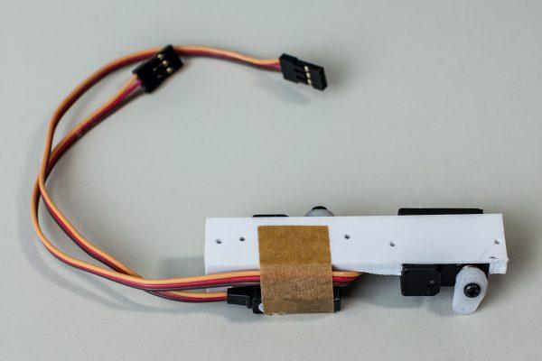 Plus X servo block 6110 2